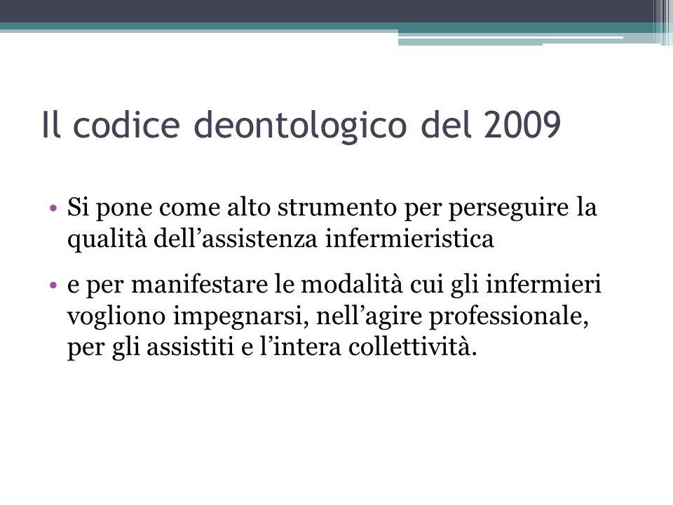 Le norme fanno emergere a tutto tondo il profilo dell'infermiere italiano ad oggi sia sul piano giuridico, che dello status, che delle competenze, attraverso una straordinaria stagione di innovazione ed evoluzione professionale.
