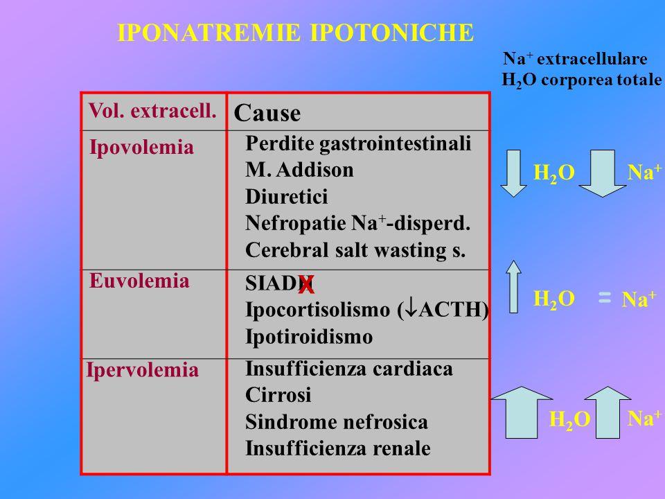 Na (mEq/l) Giorno Salina ipertonica + furosemide Restriz.
