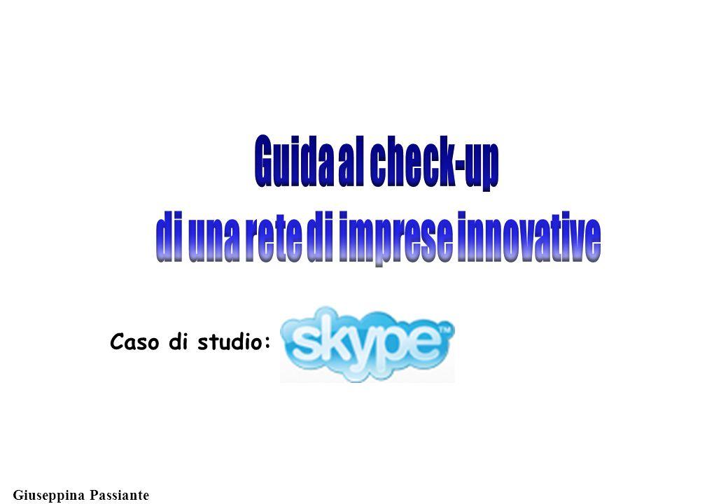 Giuseppina Passiante Caso di studio: