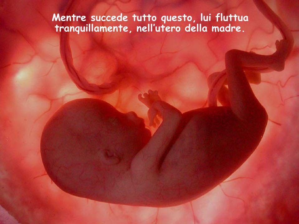 Si, perchè il parto non è doloroso solo per la madre.