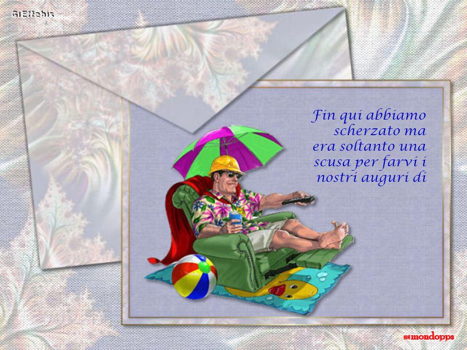 Mittente: Mucca scottata (e arrabbiata nera) Mi hanno venduto un ombrellone difettoso: mi è venuta l'abbronzatu- ra a chiazze!