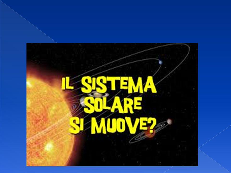  Il sistema solare si comporta allo stesso modo dei pianeti che ruotano intorno a una stella.