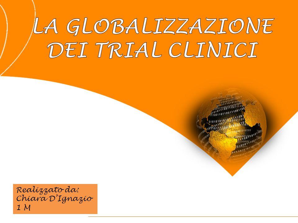 Realizzato da: Chiara D'Ignazio 1 M