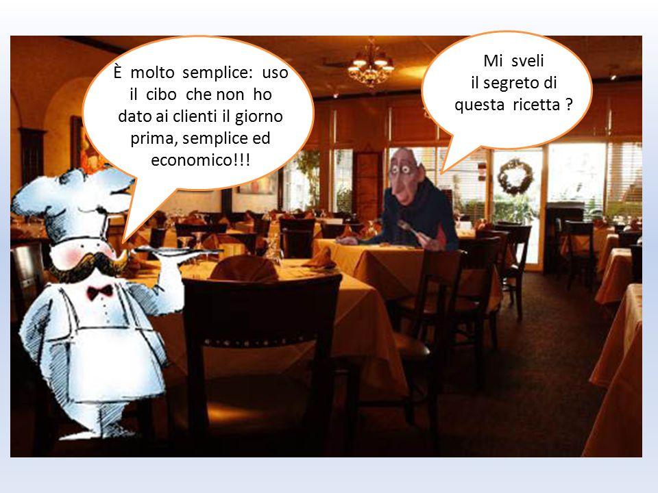 Nel frattempo in un ristorante Delizioso! Delizioso! La mia valutazione è 5 stelle!!!