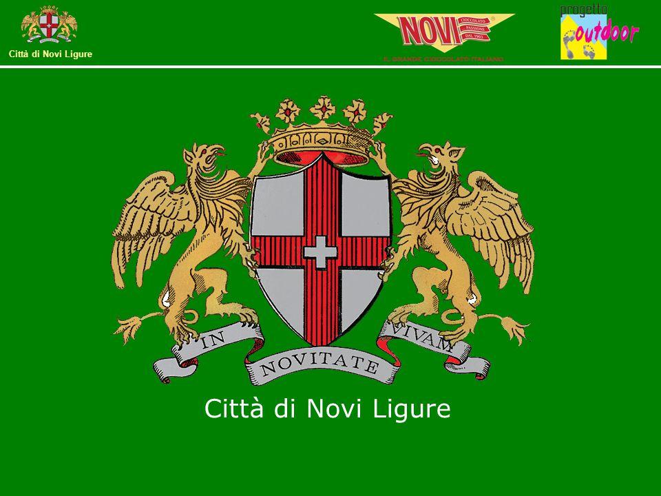 Città di Novi Ligure Il Parco Avventura, aperto da Maggio 2010, è realizzato da Azienda partner