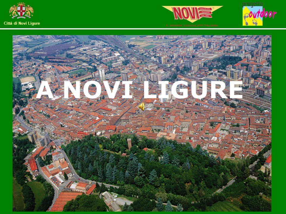 Città di Novi Ligure 6 per adulti e ragazzi di crescente difficoltà (10 piattaforme ciascuno), un percorso trekking (50 piattaforme)