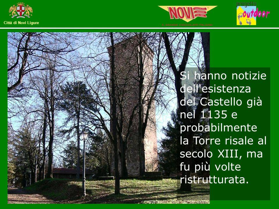 Si hanno notizie dell'esistenza del Castello già nel 1135 e probabilmente la Torre risale al secolo XIII, ma fu più volte ristrutturata.