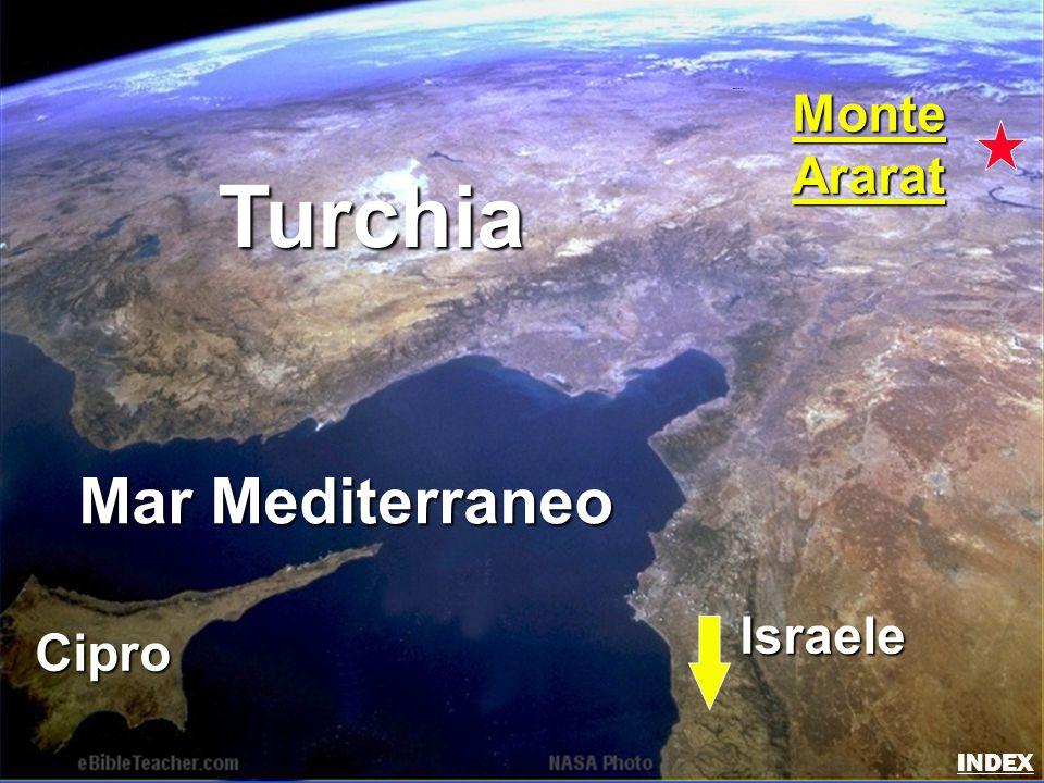 Mar Mediterraneo Cipro Turchia MonteArarat Israele Noah's Ark 2 INDEX