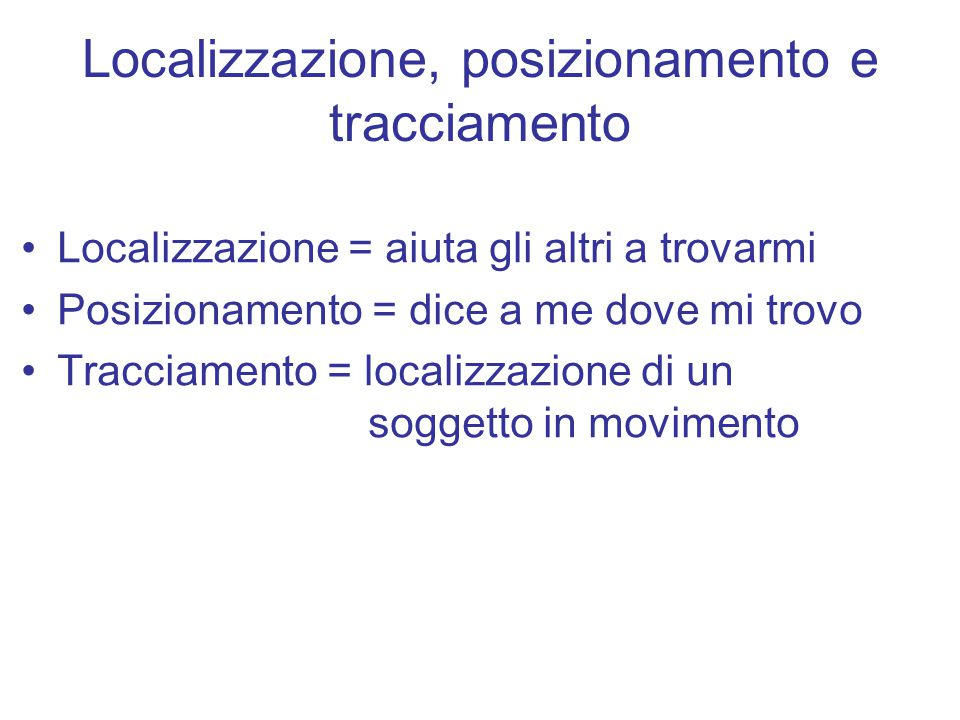 Geotagging in Flickr (dal 2006)
