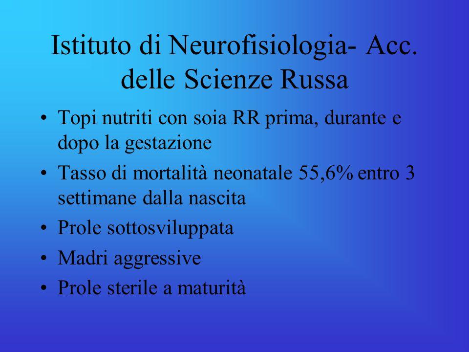Istituto di Neurofisiologia- Acc.