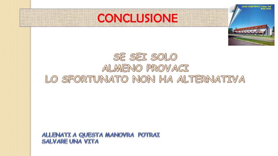"""CONCLUSIONE LICEO SCIENTIFICO """"Arturo Tosi"""" Busto Arsizio"""