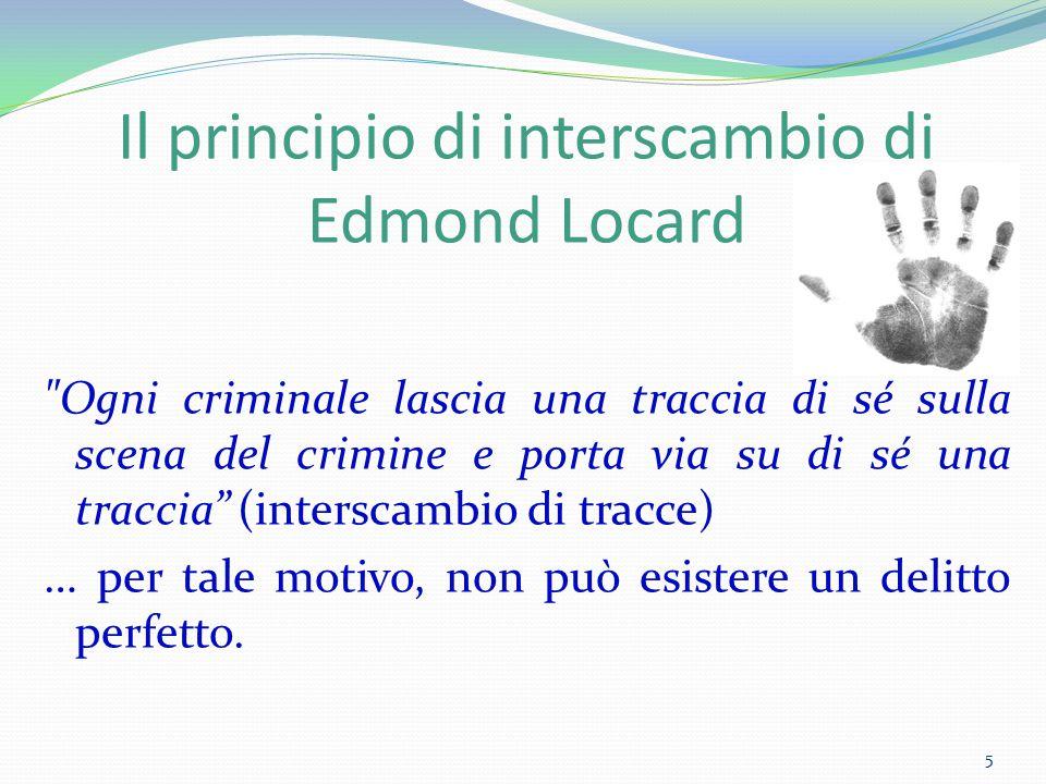 Criminalistica Mantovani, nel 1979, ha definito la Criminalistica come quella particolare tecnica dell'investigazione criminale che studia il complesso dei mezzi, suggeriti dalle varie scienze, per l'accertamento del reato e la scoperta dell'autore ….