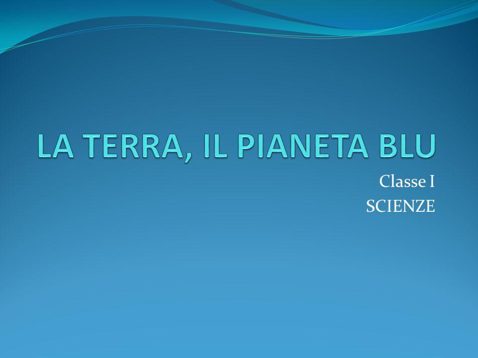 Classe I SCIENZE