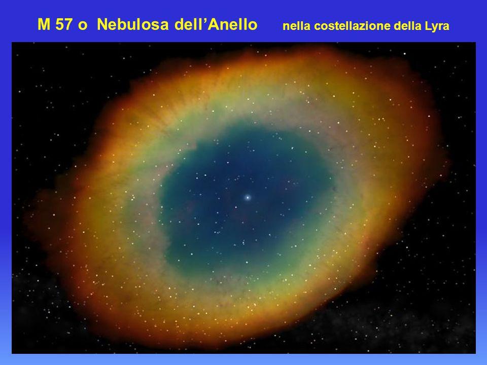 M16 o nebulosa dell'Aquila nella costellazione del Serpente fantasia di stelle in pieno sviluppo e spettacolare emissione di nubi gassose.