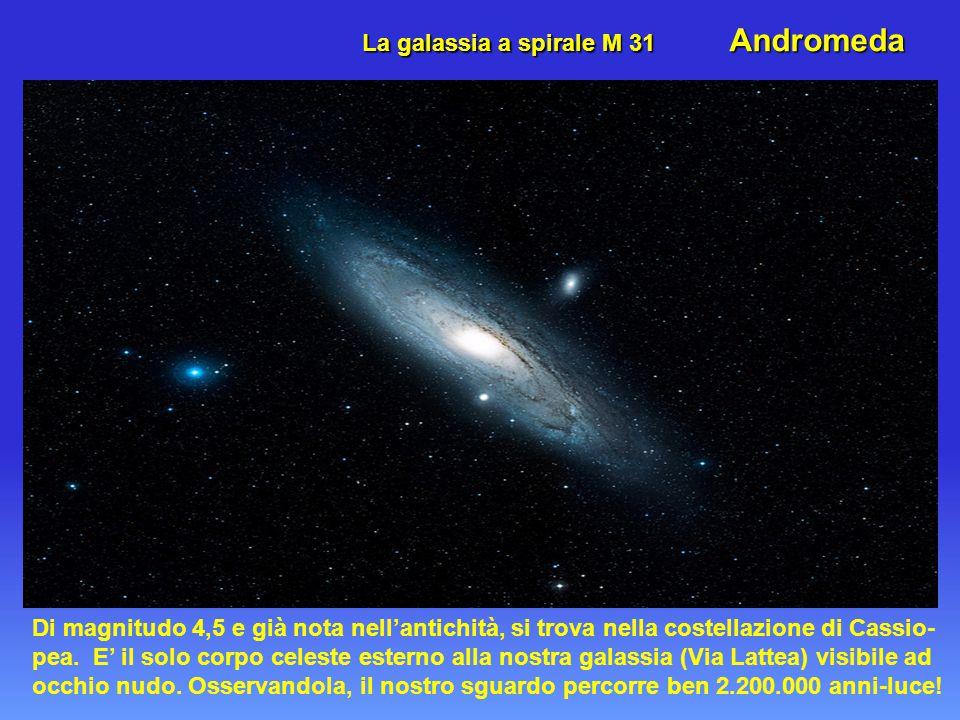 La galassia Il Sombrero a circa 28 milioni di anni-luce.