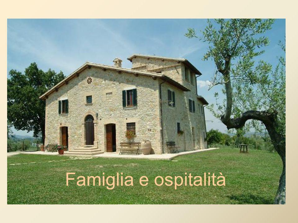 Famiglia e ospitalità