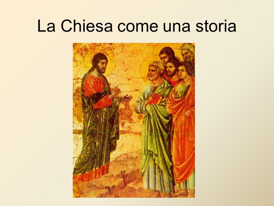 La Chiesa come una storia