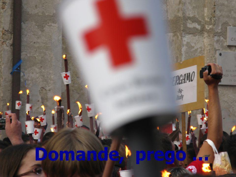 Cosa è la Croce Rossa.