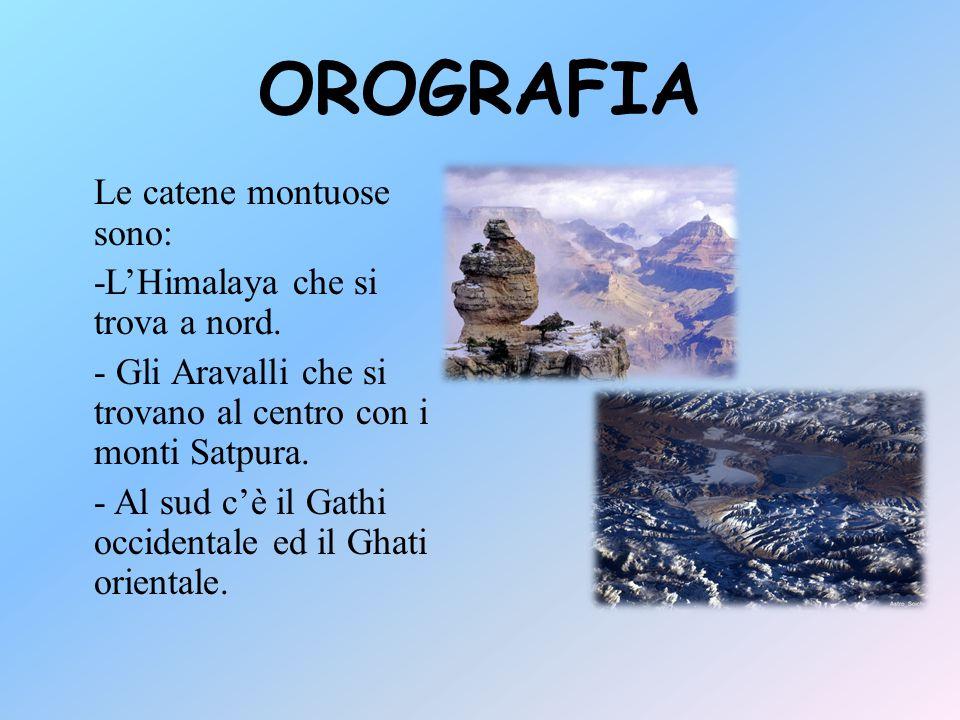 HIMALAYA Sulle vette himalayane si trovano diverse varietà di flora artica, mentre le pendici più basse, ricoperte di foreste, ospitano numerose specie di piante subtropicali, in particolare orchidacee.
