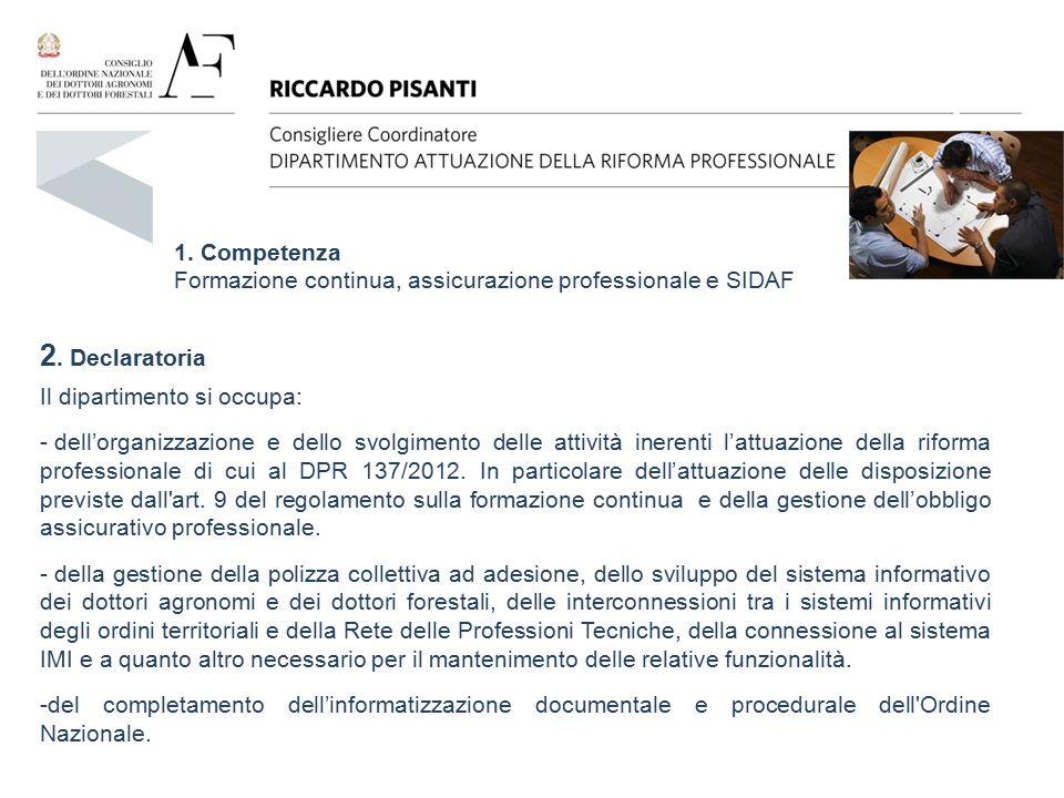 Articolo 12 Svolgimento delle attività formative e Piani annuali dell'offerta formativa …5.