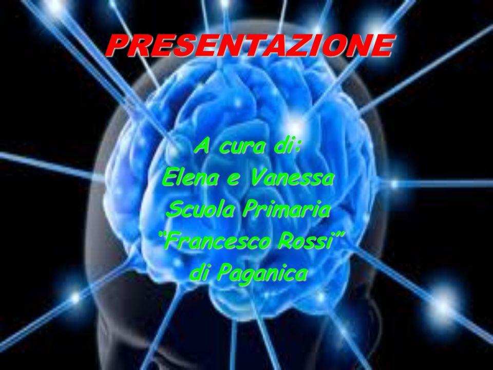 """PRESENTAZIONE A cura di: Elena e Vanessa Scuola Primaria """"Francesco Rossi"""" di Paganica"""