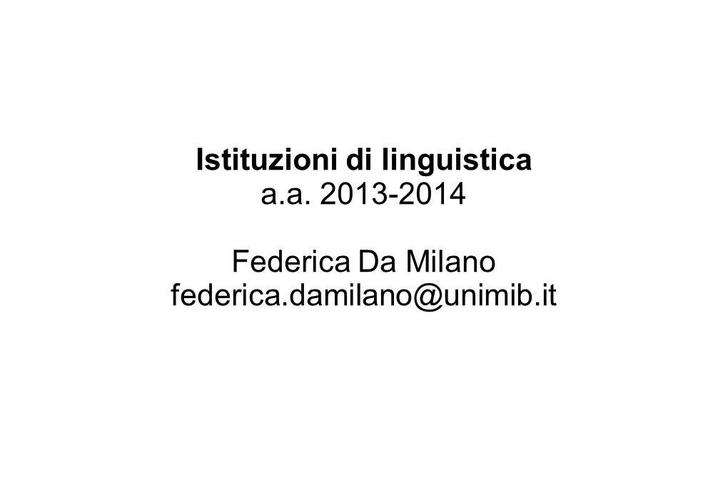 L acquisizione del linguaggio Studio dell acquisizione del linguaggio come fonte di informazioni sulla natura stessa del linguaggio Differenza nell acquisizione tra bambino (L1) e adulto (L2) Aprito/aperto Povertà dello stimolo Acquisizione vs apprendimento