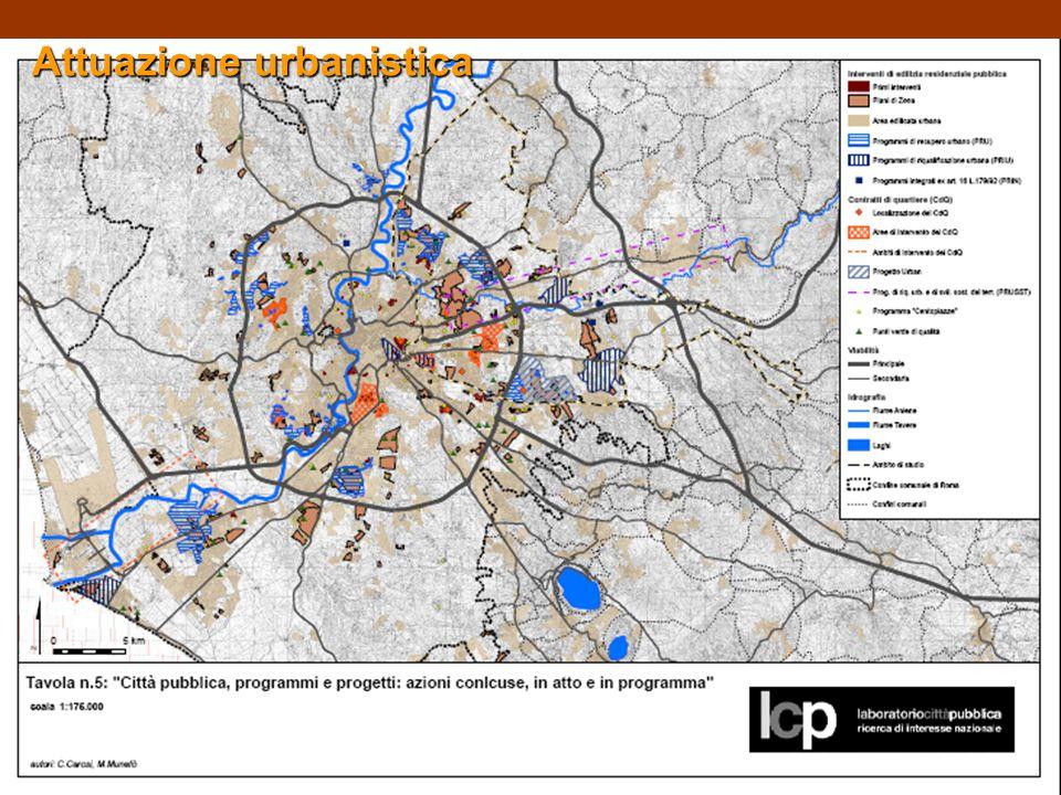 Attuazione urbanistica
