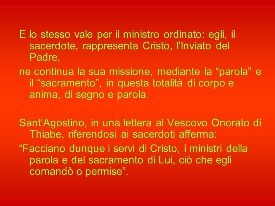 """Ma è possibile esercitare autenticamente il Ministero sacerdotale """"superando"""" la pastorale sacramentale? Che cosa significa propriamente per i sacerdo"""