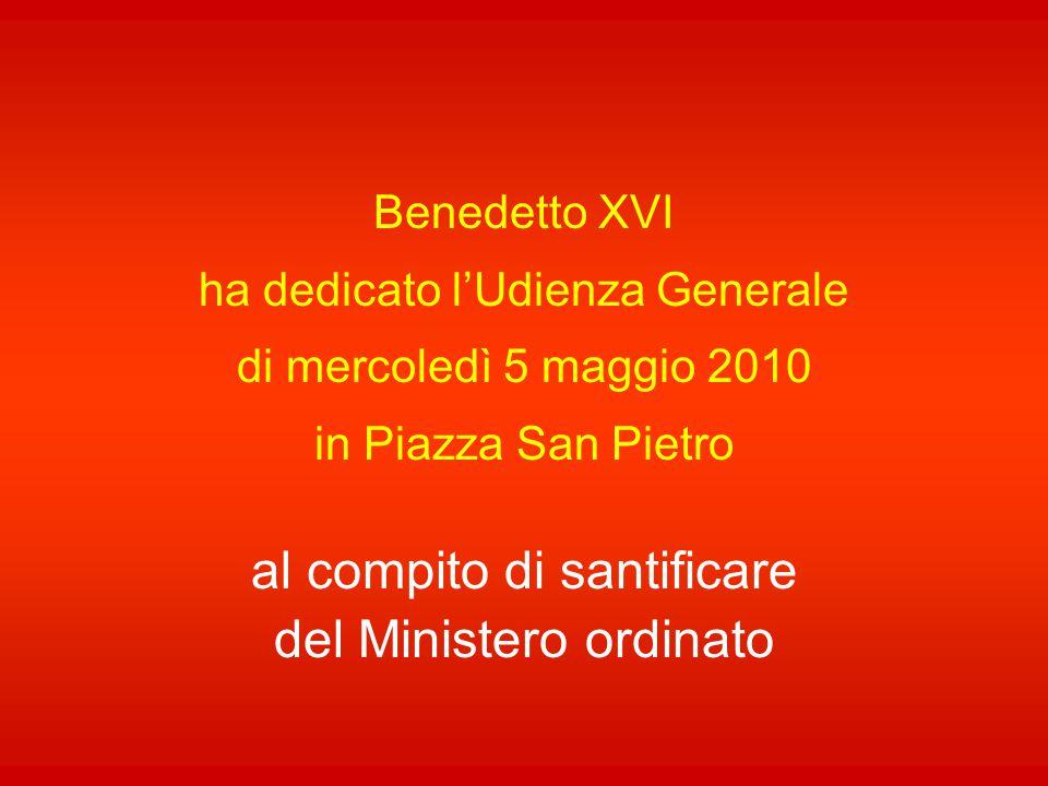 Ma è possibile esercitare autenticamente il Ministero sacerdotale superando la pastorale sacramentale.