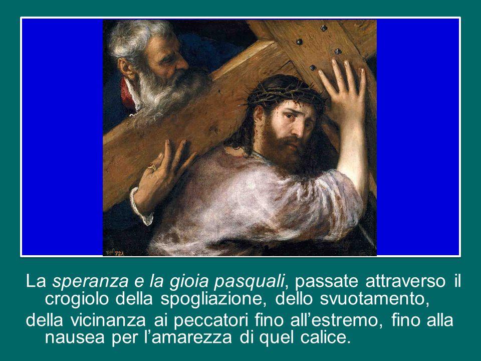 In questi due uomini contemplativi delle piaghe di Cristo e testimoni della sua misericordia dimorava «una speranza viva», insieme con una «gioia indi