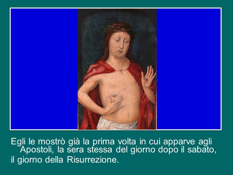 Al centro di questa domenica che conclude l'Ottava di Pasqua, e che san Giovanni Paolo II ha voluto intitolare alla Divina Misericordia, ci sono le pi