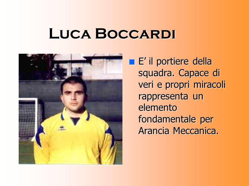 La squadra Q uesti i giocatori: nLnLnLnLuca Boccardi nAnAnAnAndrea Boccardi nCnCnCnCarlo Olivieri nGnGnGnGianluca Loiodice nRnRnRnRiccardo Piedi nMnMnMnMax Bellino