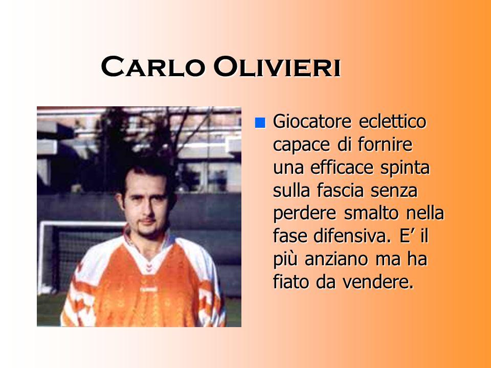 Andrea Boccardi nEnEnEnE' il capitano di Arancia Meccanica e allo stesso tempo un difensore roccioso e difficile da superare.