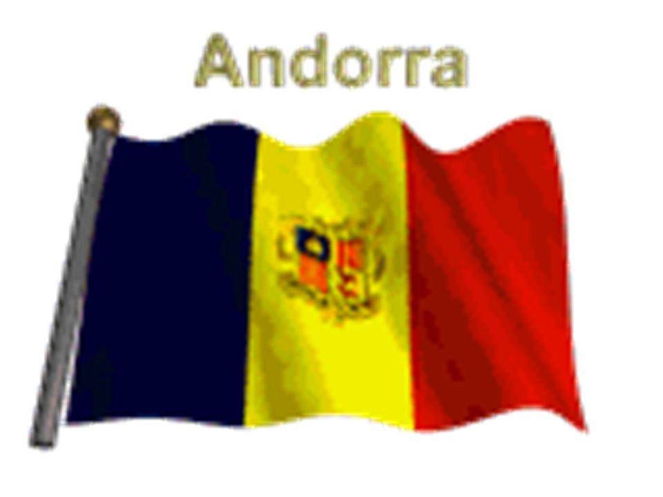 Andorra: Andorra è un piccolo Stato, a Sud dei Pirenei. Presenta un territorio montuoso con clima di alta montagna. Dal 1933 essa è entrata a far part
