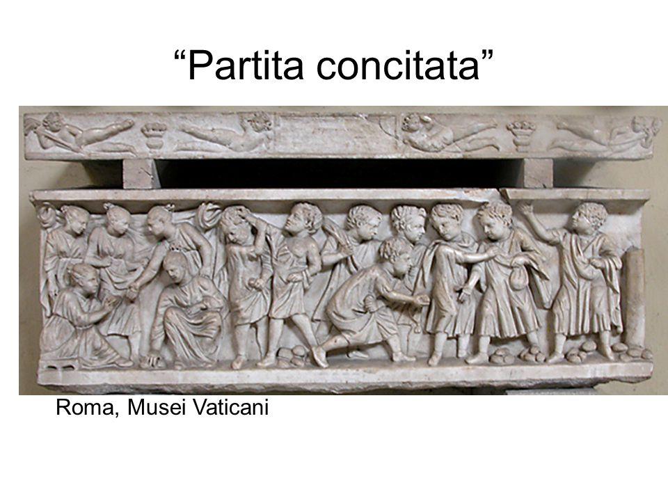 """""""Partita concitata"""" Roma, Musei Vaticani"""
