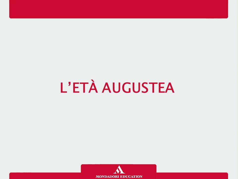 L'ETÀ AUGUSTEA