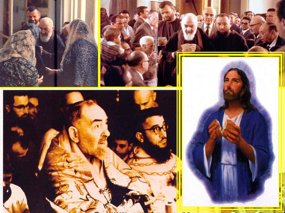 Padre Pio - aggiunge - conservò i propri doni naturali, e anche il proprio temperamento, ma offrì ogni cosa a Dio, che ha potuto servirsene liberamente per prolungare l opera di Cristo: annunciare il Vangelo, rimettere i peccati e guarire i malati nel corpo e nello spirito .
