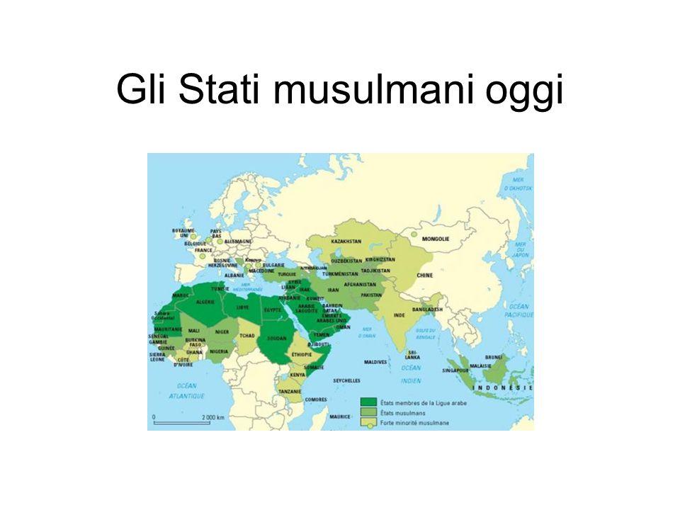 L'Islam nel XX secolo I confini della Turchia vengono definiti con il trattato di Losanna (1923). Abolizione del califfato e proclamazione della Repub