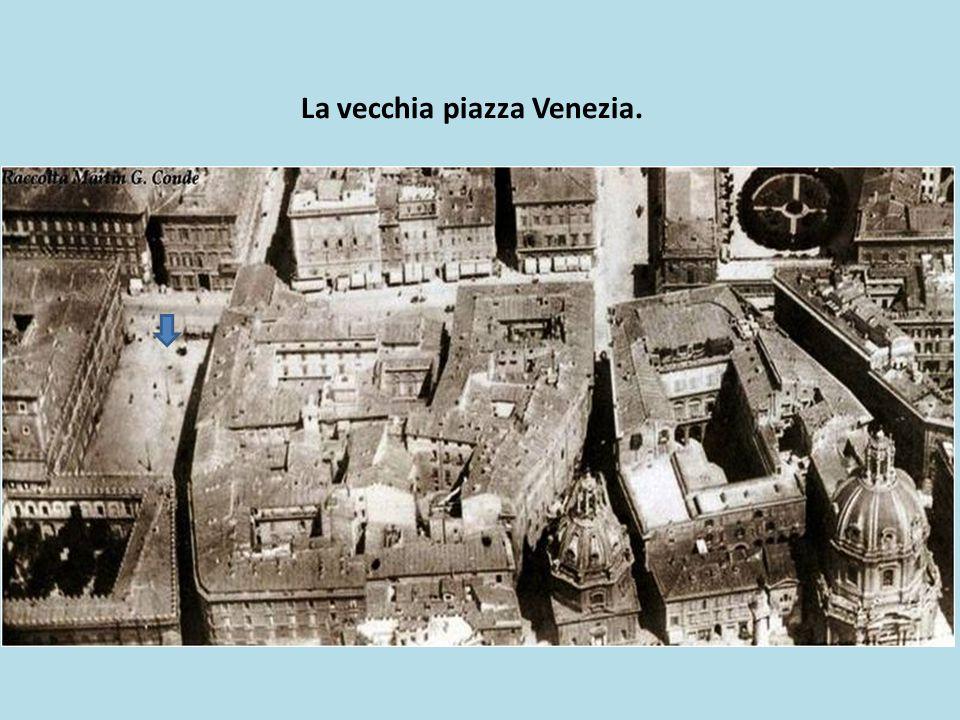 Il Monumento nazionale a Vittorio Emanuele II, altrimenti chiamato Vittoriano, oppure Altare della Patria, oppure Milite Ignoto, si trova a Roma in Piazza Venezia.