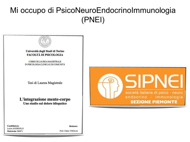 Qualche informazione in più su Sipnei e lo Stress....