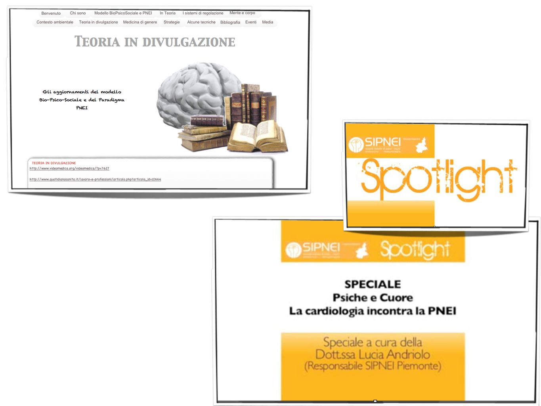 Per maggiori informazioni Sito: ww.lucyandriolo.altervista.orgww.lucyandriolo.altervista.org Mail: luciandriolo@gmail.com Sipnei Piemonte : http://www.sipneipiemonte.altervista.org : http://www.