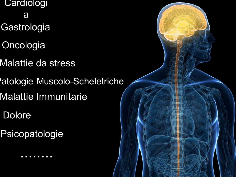Cardiologi a Patologie Muscolo-Scheletriche Gastrologia Oncologia Malattie da stress Malattie Immunitarie Dolore........ Psicopatologie
