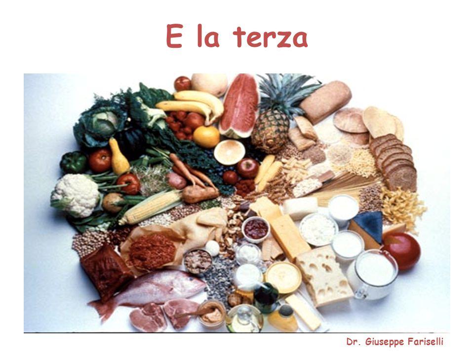 E la terza Dr. Giuseppe Fariselli