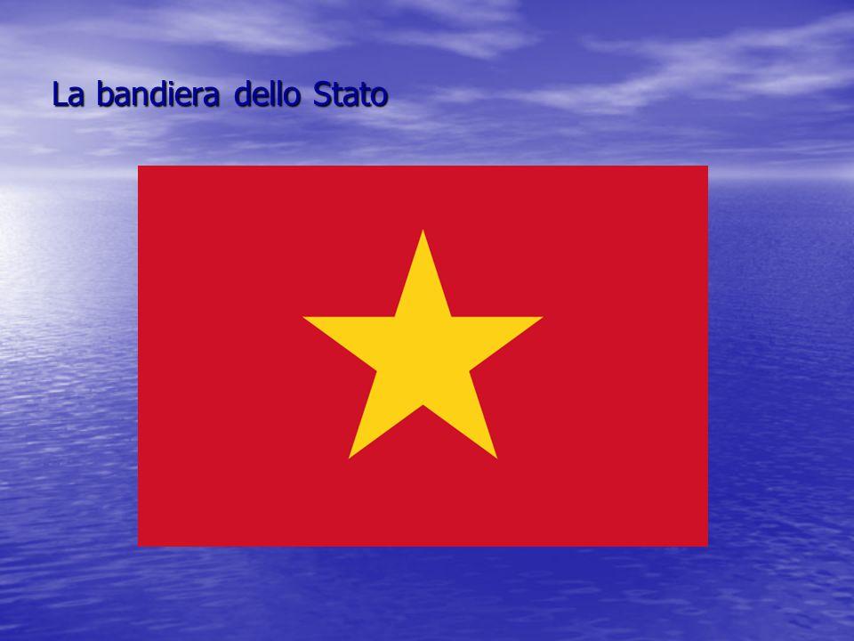 La bandiera dello Stato