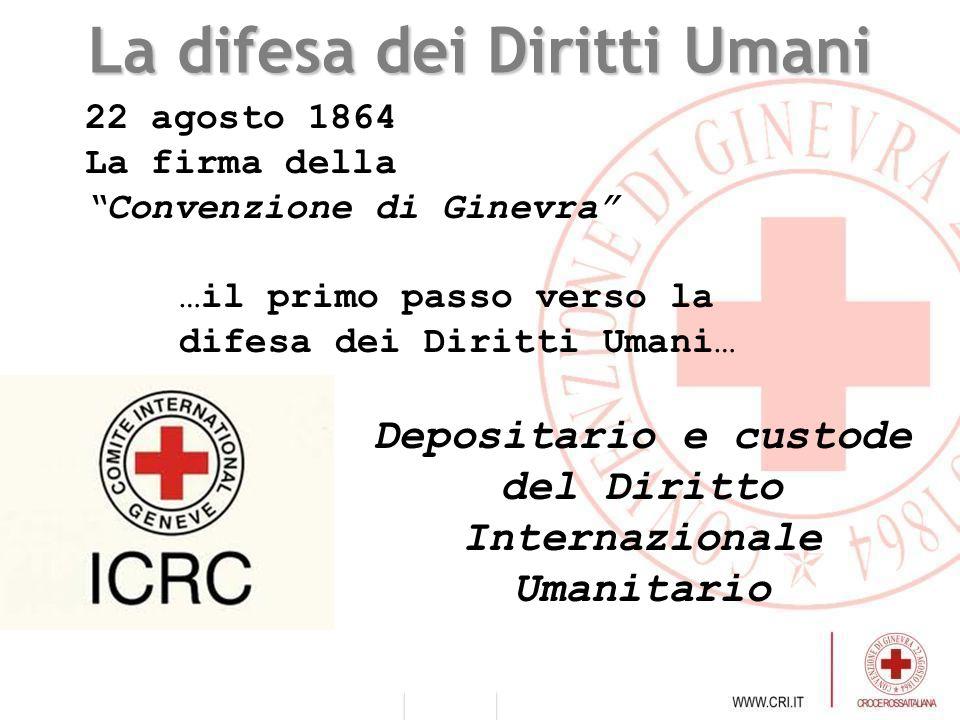 Corso OPEM L'azione nel Mondo… 153 anni di impegno, emergenze e soccorso, 153 anni di Umanità …