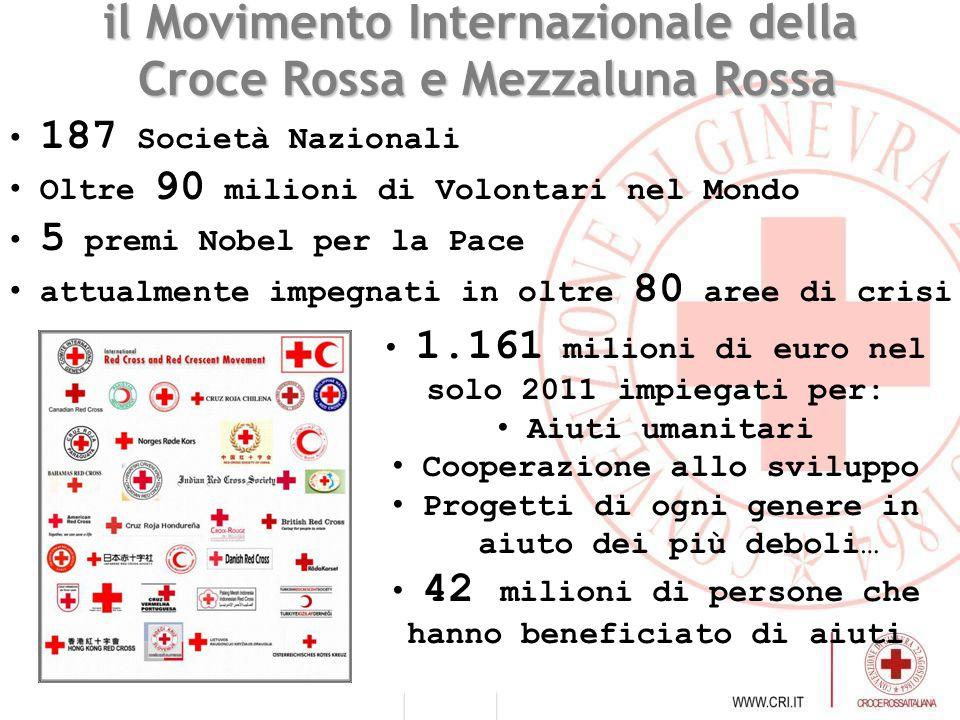 Corso OPEM La Croce Rossa Italiana