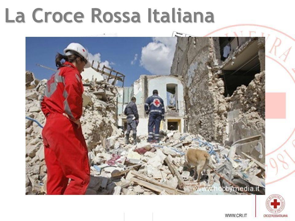 Corso OPEM La Croce Rossa Italiana Oltre 1000 sedi in Italia Più di 162.000 Volontari Una delle Società Nazionali di più antica tradizione con ben 140 anni di storia…