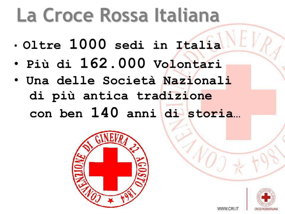 Corso OPEM Il Gruppo C.R.I. di Giffoni Valle Piana