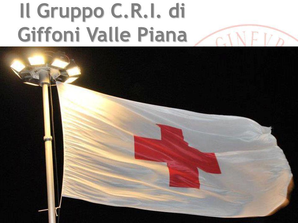 Corso OPEM Il Gruppo C.R.I.