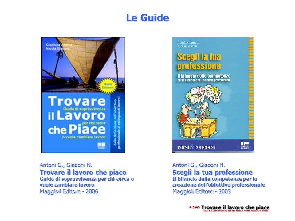 Le Guide Antoni G., Giaconi N.